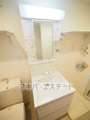 【独立洗面台】ハーモニーテラス柴又Ⅳ