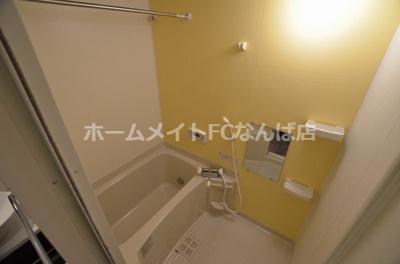 【浴室】ラ・フォーレ島之内Ⅱ