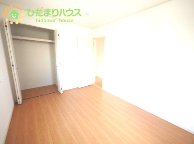 『自分の部屋がほしいー!』と言われるのはいつだろう? マイホームなら余裕の部屋数!子供部屋はもちろん、収納場所も多いですよ(^^)/