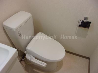 Le-lion大塚のコンパクトで使いやすいトイレです