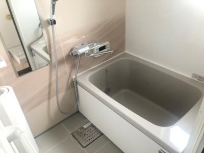 【浴室】第2岡村ビル