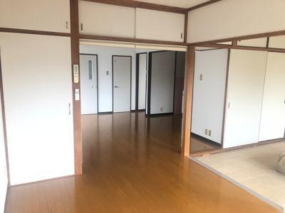 【居間・リビング】第2岡村ビル