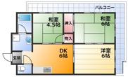 小松原マンションの画像