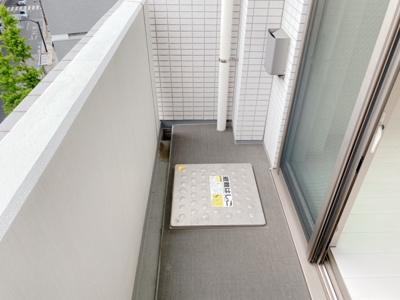 【バルコニー】シーフォルム駒沢大学