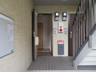 【玄関】レーブ プレミール Ⅱ番館