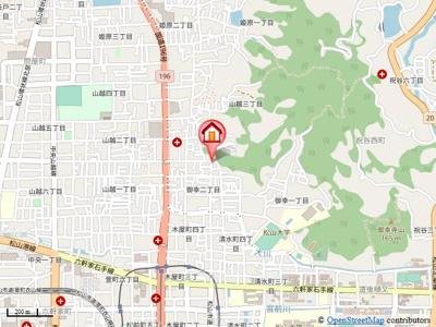 【地図】SPACIA MiKi