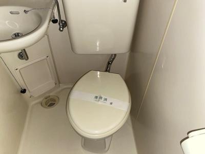 【トイレ】シャトル海老名