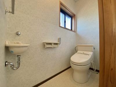 【トイレ】梅谷様原野一戸建て