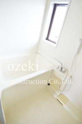 【浴室】ベルシャンブル参番館