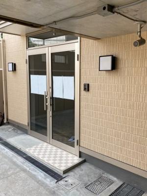 メゾンヨーク1階店舗・事務所