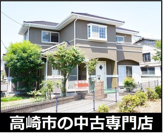【外観】高崎市和田多中町 中古住宅