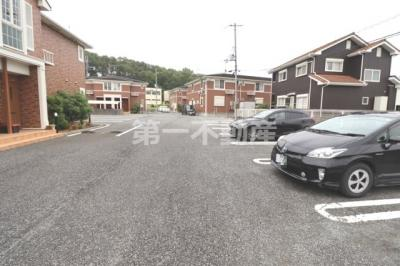 【駐車場】シンヴィオシスA