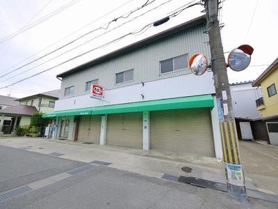 【外観】葛原店舗