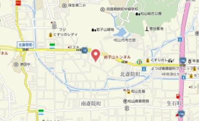 【地図】オレンジスクウェア