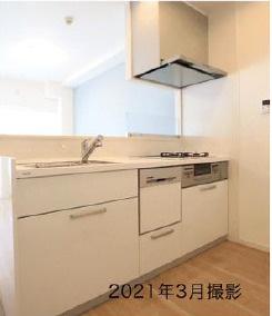 【キッチン】東陽町住宅