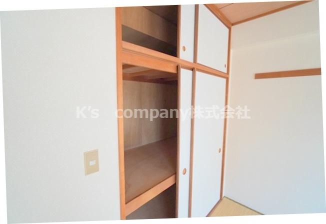 和室・収納スペース