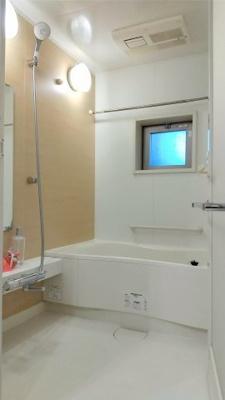 【浴室】アークプラザ荒川公園