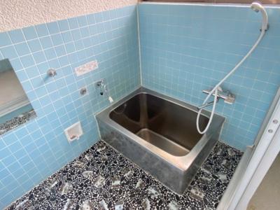 【浴室】白銀売家