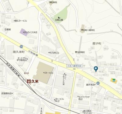 【地図】lino TAKANOKO