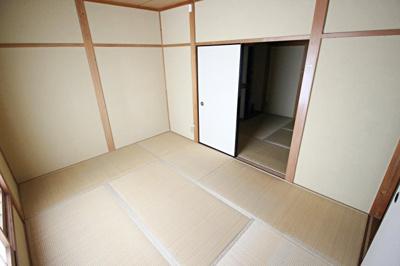 ★二階6帖和室★