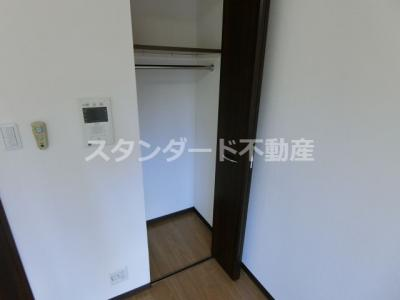 【収納】プレジオ天神橋