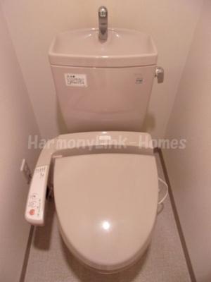 ガラ・ステージ南大塚のトイレです