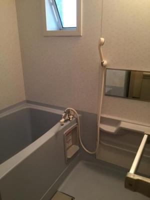 【浴室】シャトレーひばりA棟