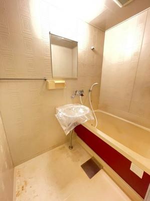 【浴室】リバーサイドハイツ
