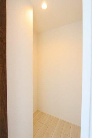 収納豊富です:建物完成しました♪毎週末オープンハウス開催♪八潮新築ナビで検索♪