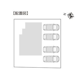 【区画図】新築 新潟市北区太夫浜新町2丁目
