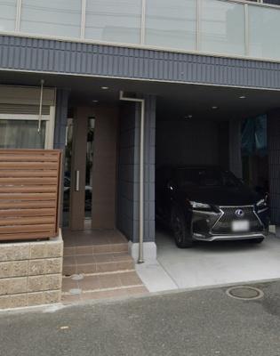 【駐車場】五光荘