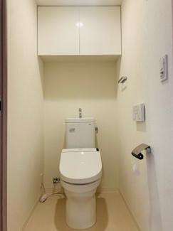 【トイレ】ジオタワー南森町