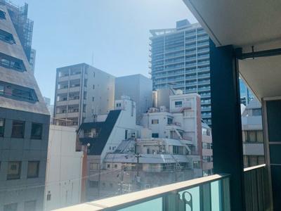 4階ではありますが十分に採光が取れる眺望