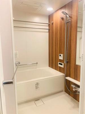 【浴室】ジオタワー南森町