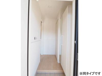 【玄関】フィオーレA