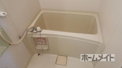 【浴室】真上ウエストコート