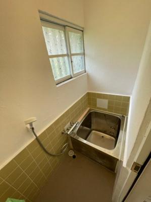 【浴室】星陵台5丁目貸家