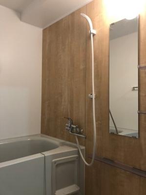 【浴室】ホテルトーマス前島