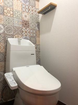 【トイレ】ホテルトーマス前島
