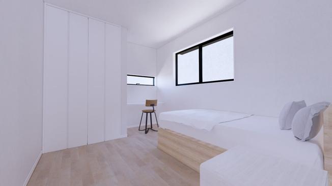 【洋室】西岡本3丁目Ⅱ 2号地 新築戸建