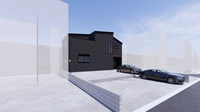 【駐車場】西岡本3丁目Ⅱ 2号地 新築戸建