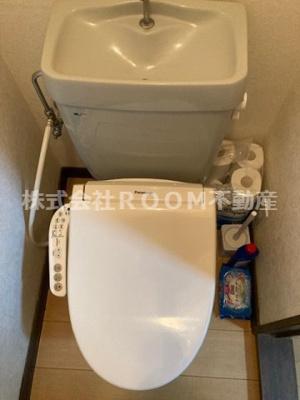 【トイレ】コーポ樹来(ウィークリー)