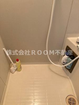 【浴室】コーポ樹来(ウィークリー)