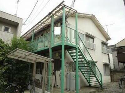 【外観】【一棟売物件】西川口アパート