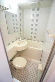 【浴室】ラセーヌ六甲