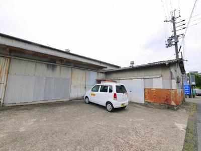 【外観】南京終町1丁目倉庫