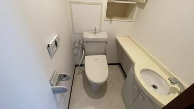 トイレも気になるポイントです。