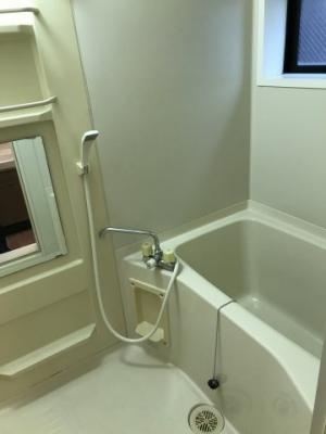 【浴室】クレールテラダ