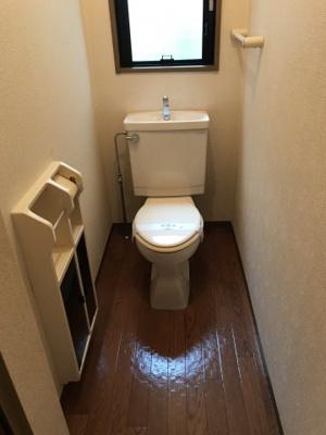 【トイレ】クレールテラダ