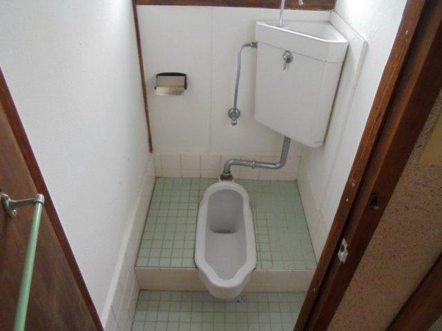 【トイレ】ハイツ観音林